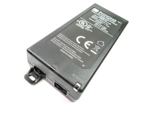 Phihong POE21U-1AF PoE Single Port Power Over Ethernet 100-240VAC 56VDC 0.35A