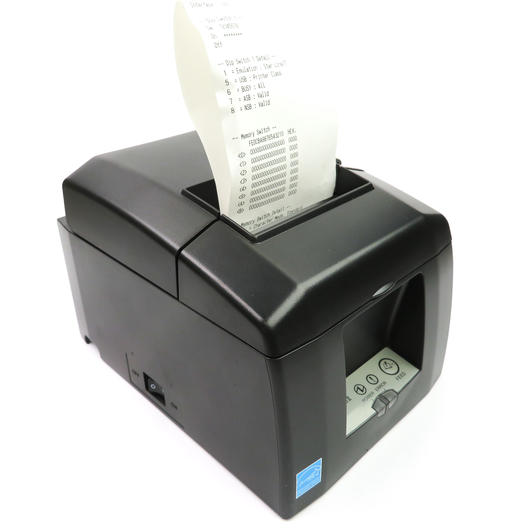 *New* Star TSP650 Thermal ePOS Receipt Printer /w USB Interface TSP654II-24 GRY