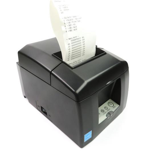 Star Micronics TSP650 II Thermal ePOS Receipt Printer (W/O Interface)