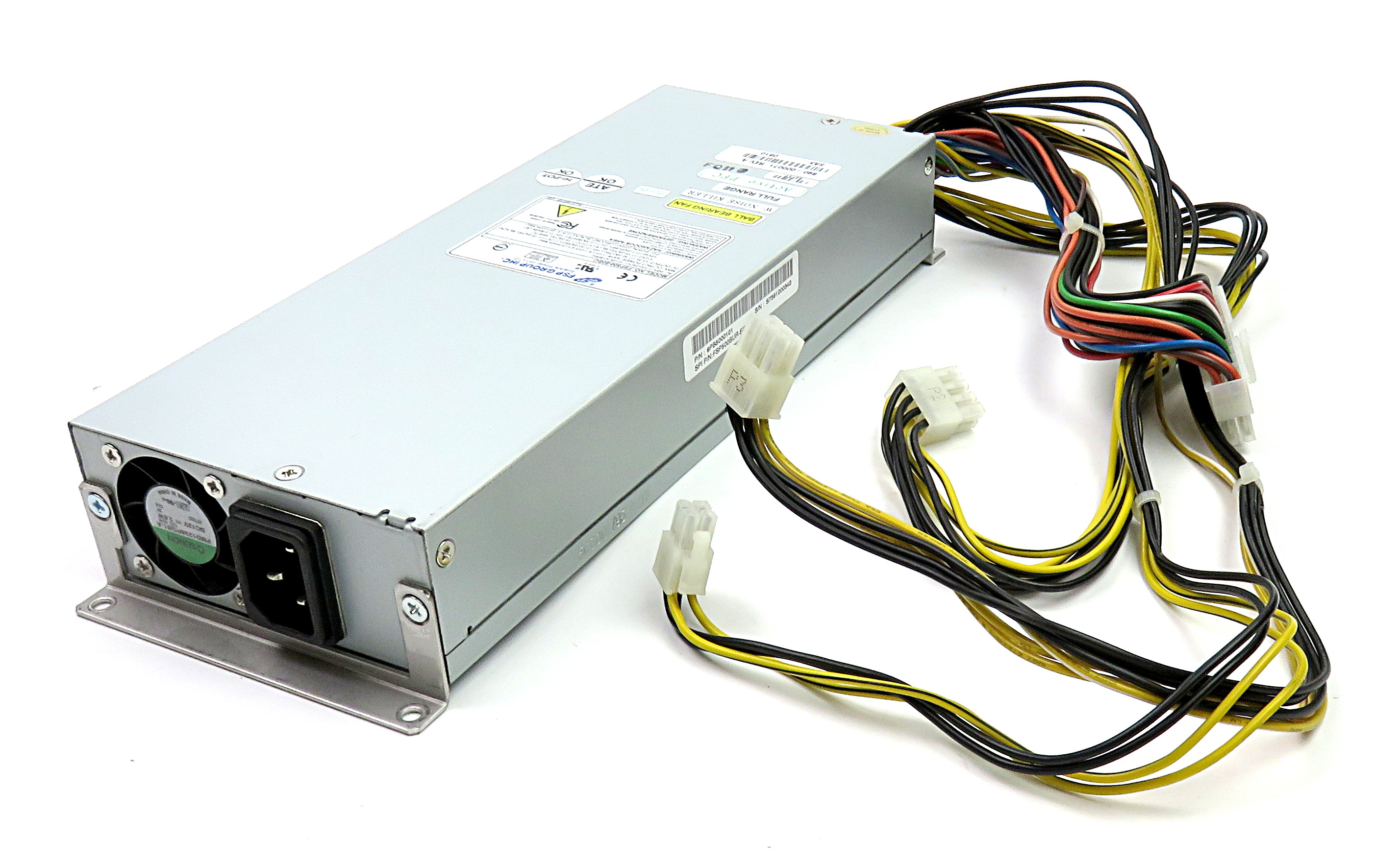 FSP Group FSP500-80BU 500W 1U Power Supply 9PB5000101 FSP500BUR-EGE