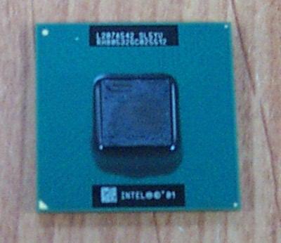 Intel SL5YU Pentium M 1.60GHz 400MHz Socket 478 CPU