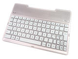 Asus 90NP01T2-R30170 Docking Keyboard DA01-1L Nordic MOD Rose/White