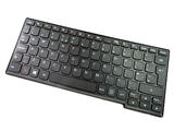 Lenovo 25204738 Laptop UK Keyboard Model:T1C1-UK Darfon:9Z.N7ZSN.20U