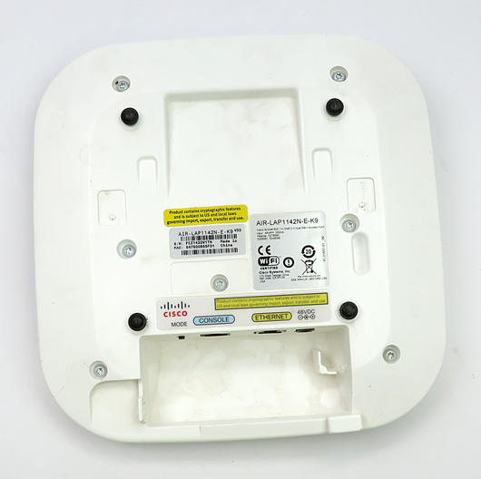 Set of Four Cisco AIR-LAP1142N-E-K9 Dual-band 802.11a/g/n Wireless Access Points