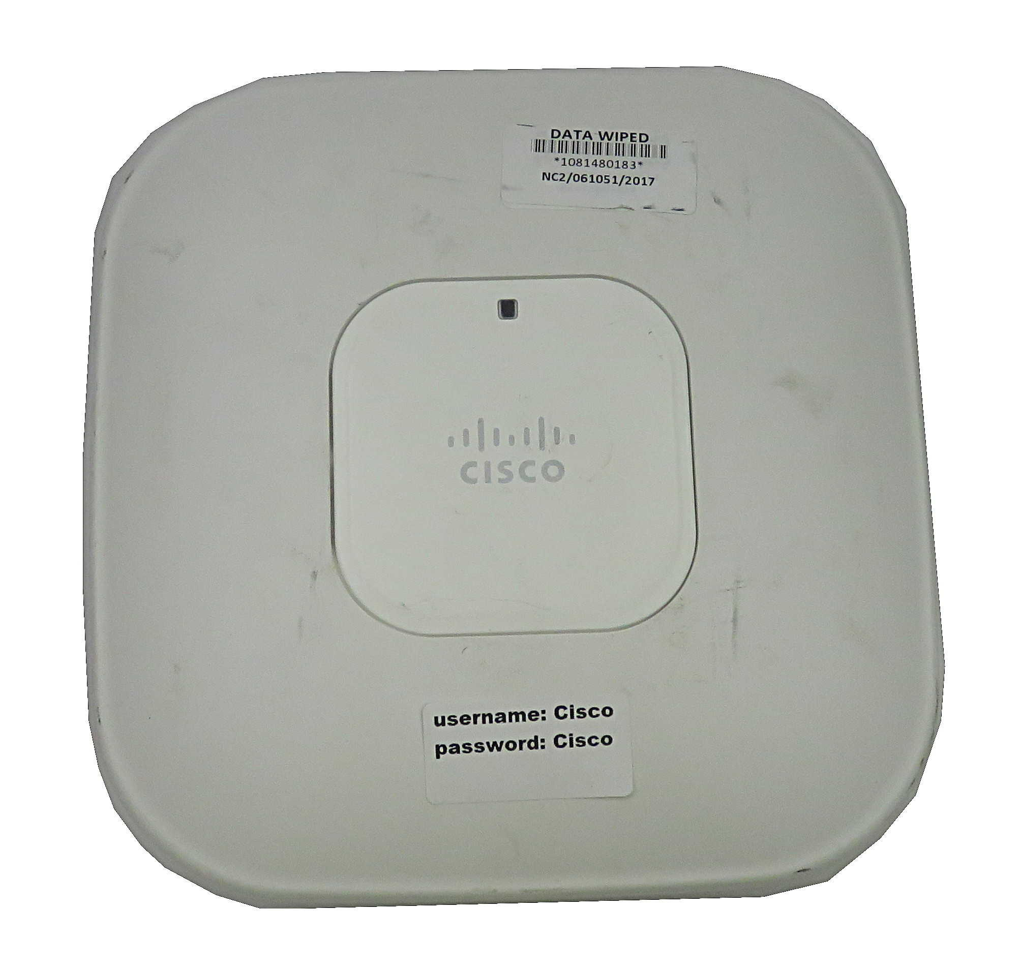 Cisco AIR-LAP1142N-E-K9 Dual-band 802.11a/g/n Wireless Access Point