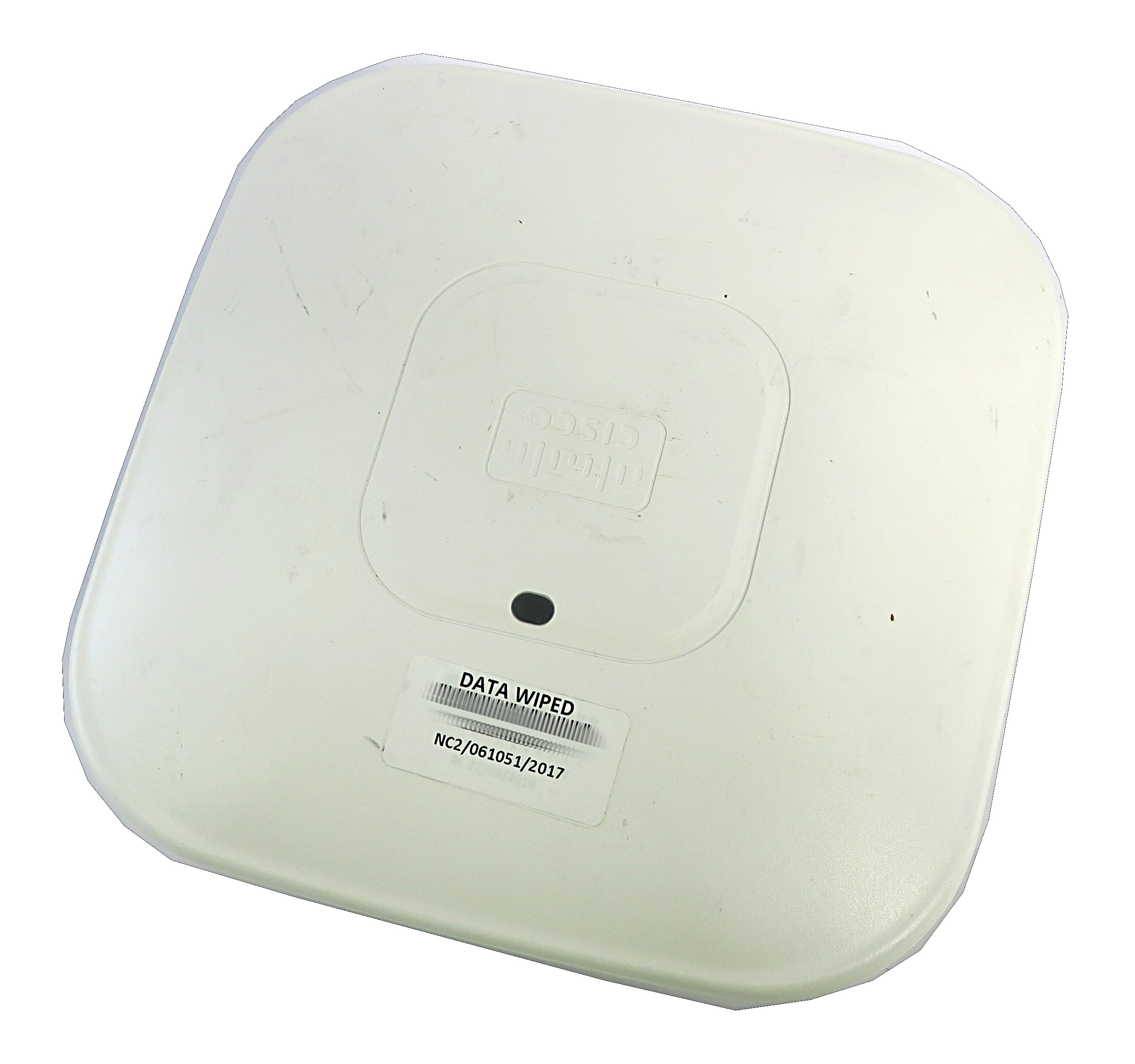 Set of Four Cisco AIR-CAP2602I-E-K9 Dual-band 802.11a/g/n Wireless Access Points