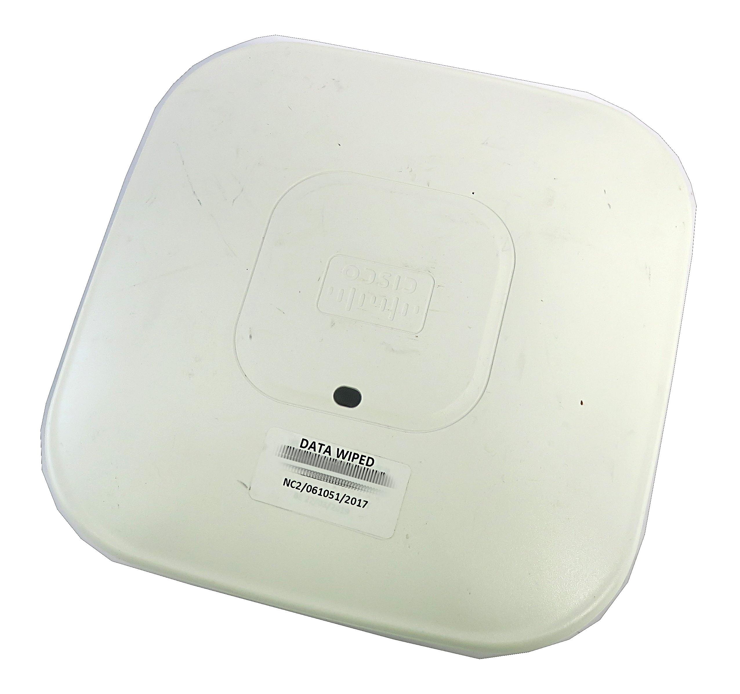 Cisco AIR-CAP2602I-E-K9 Dual-band 802.11a/g/n Wireless Access Point