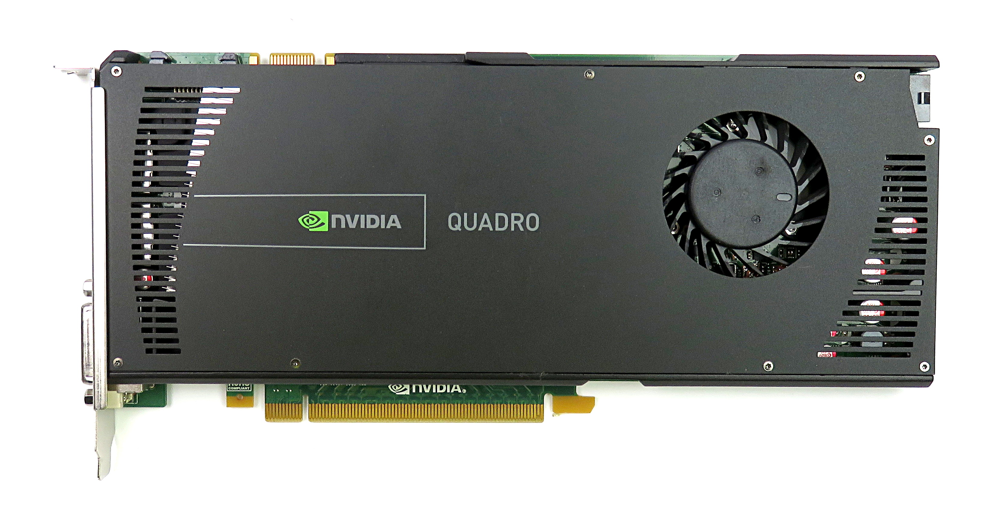 FAULTY Dell 731Y3 nVidia Quadro 4000 2GB GDDR5 Workstation Graphics Card
