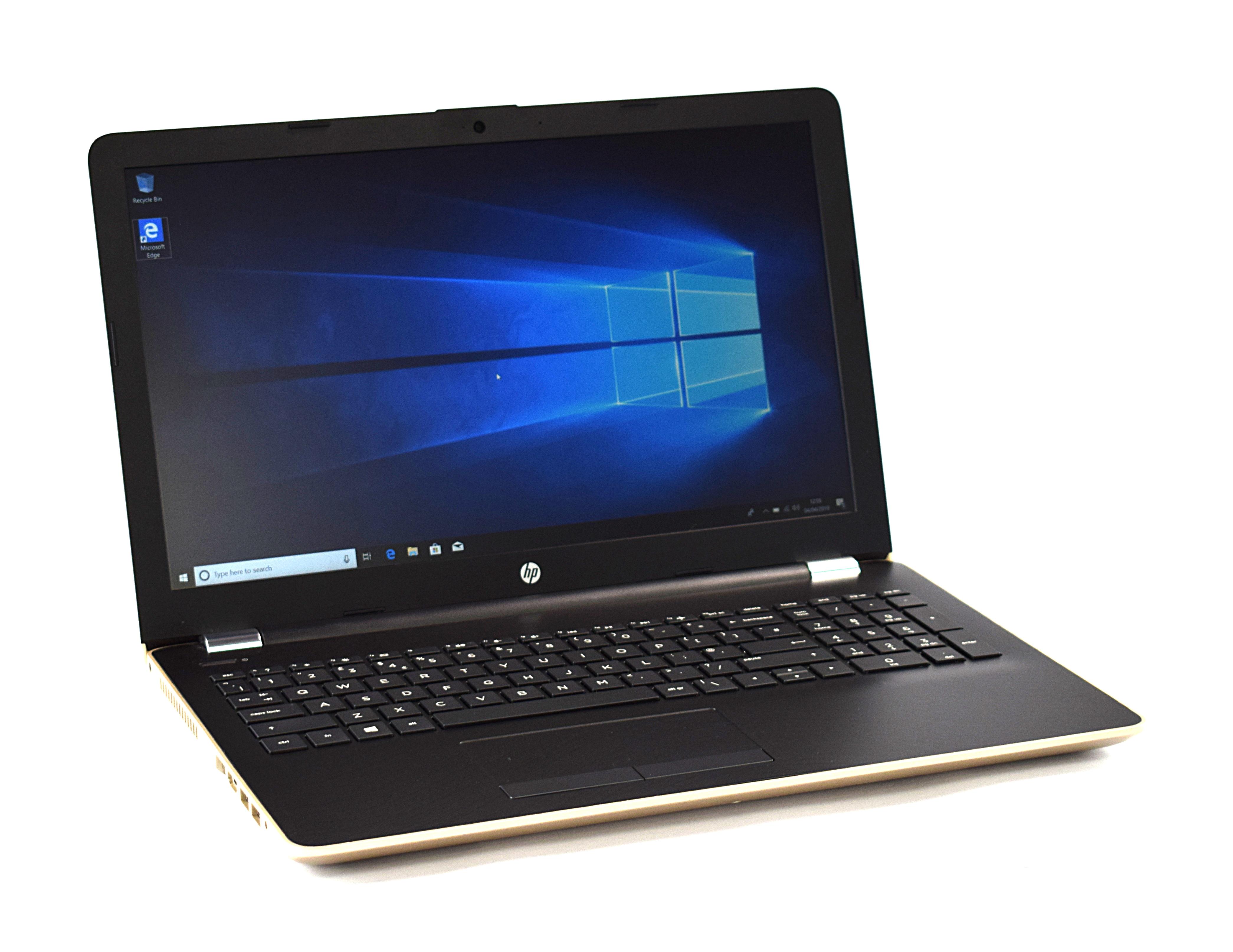 HP 15-bw067sa Laptop AMD A9-9420 4GB DDR4 RAM 1TB HDD Windows 10