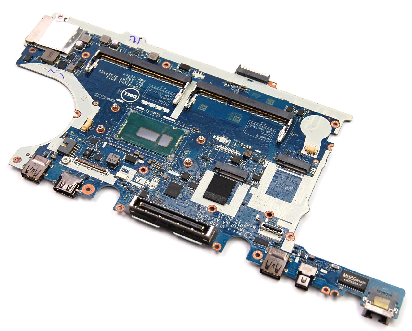 Dell TFVF9 Latitude E7450 with i5-5200U Processor Laptop Motherboard