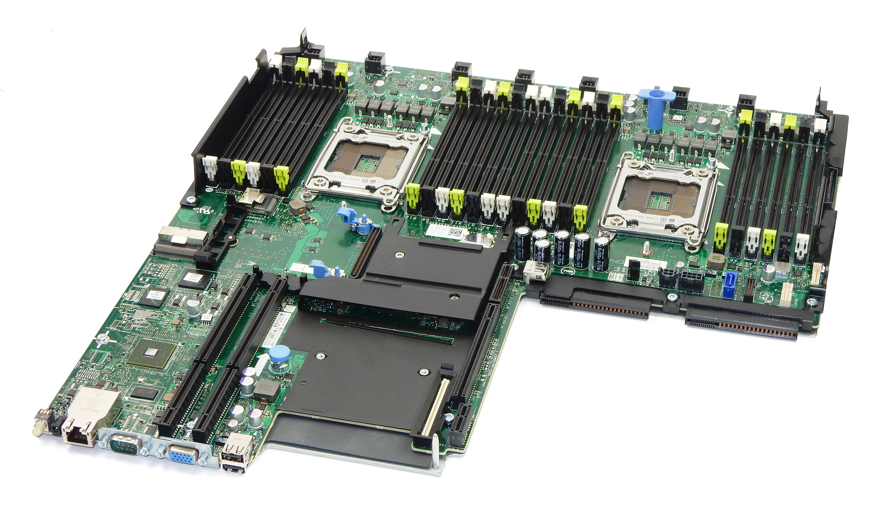 Dell 1W23F Poweredge R620 System Board Motherboard With Tray