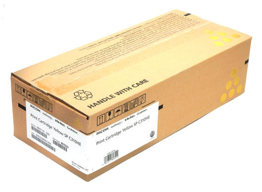 Ricoh C310HE Yellow Print Cartridge M847-93