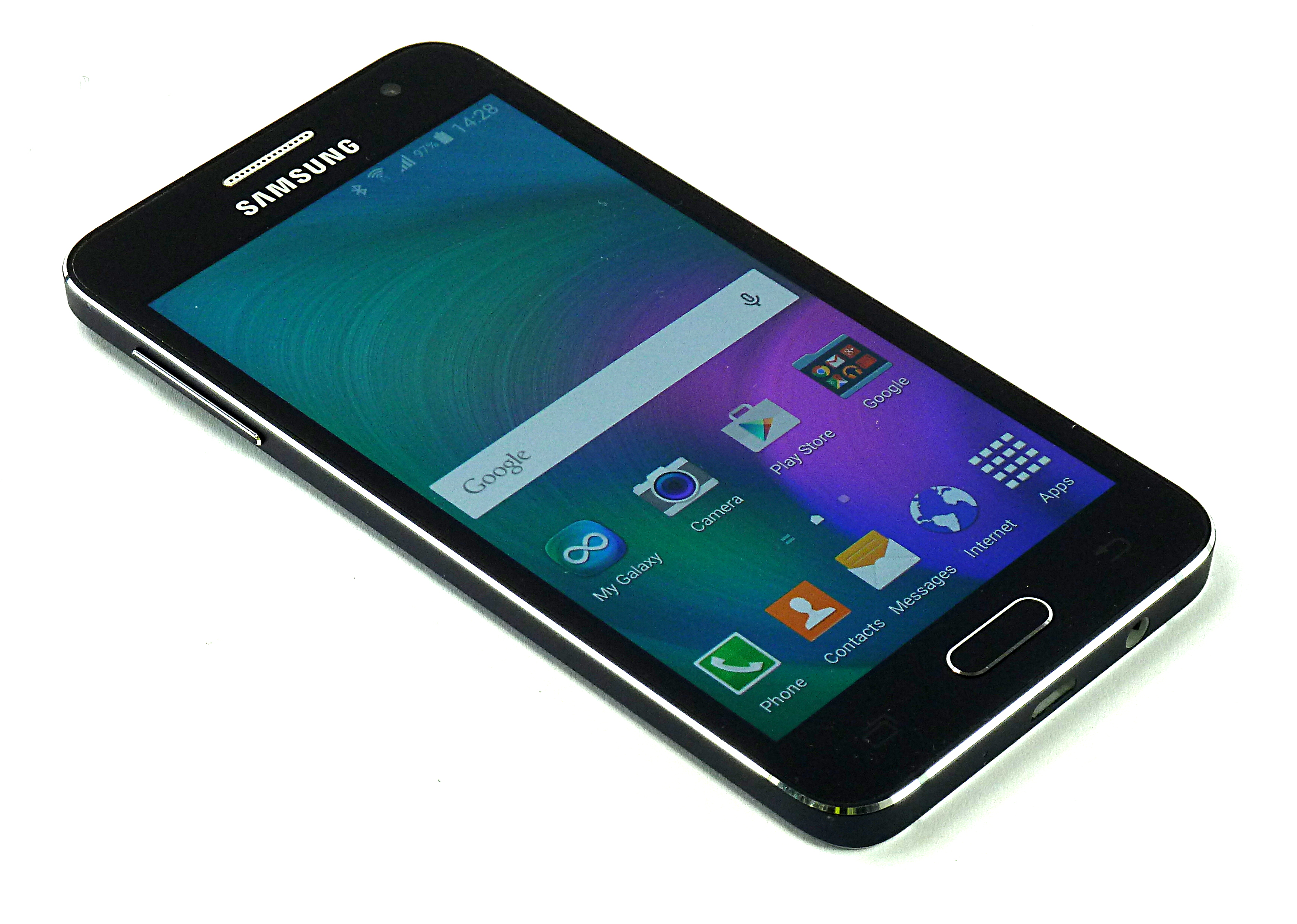 Samsung SM-A300FU Galaxy A3 / 16GB / Unlocked / Midnight Black / Grade B