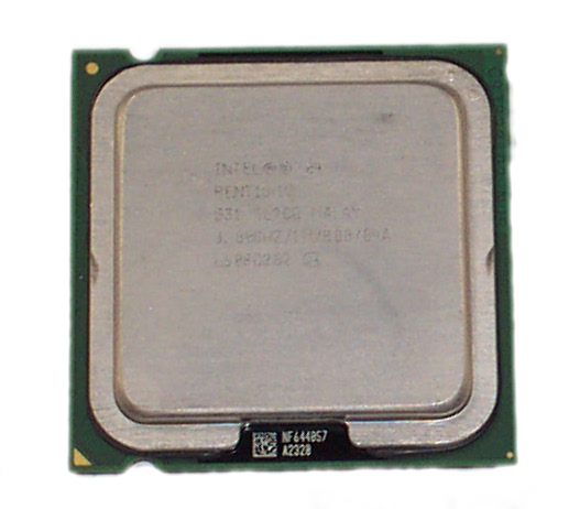 Intel SL9CB Pentium 4 3GHz 531 800MHz 1MB Socket 775 Processor