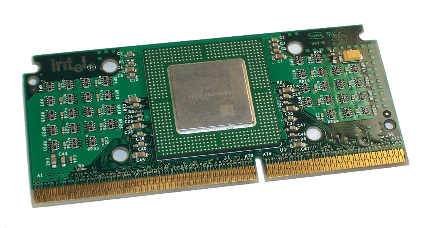Intel SL2WN Celeron 333MHz Slot 1 Processor - No Heatsink