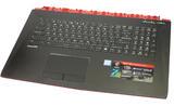 MSI E2P-7910416-Y31 GP72 V143422GK1 UK Keyboard / Palmrest & Touchpad Assembly