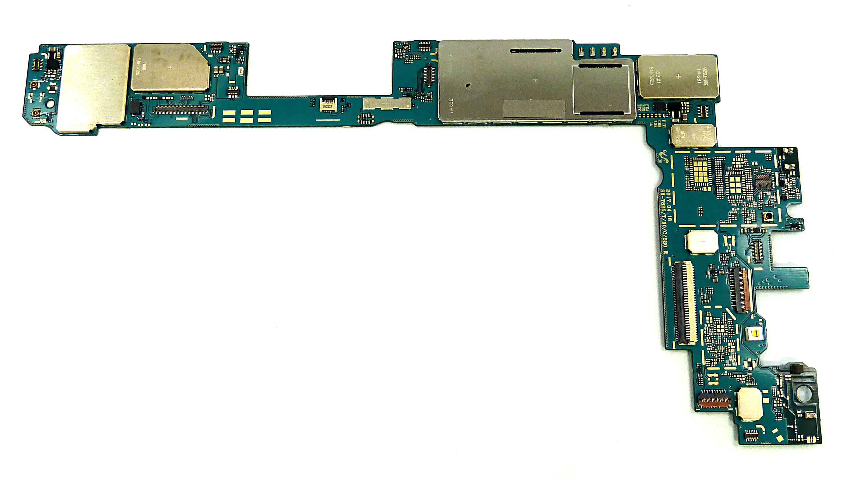 "Samsung Motherboard Main Logic Board /f SM-T820 Galaxy Tab S3 9.7"" WiFi 32GB"