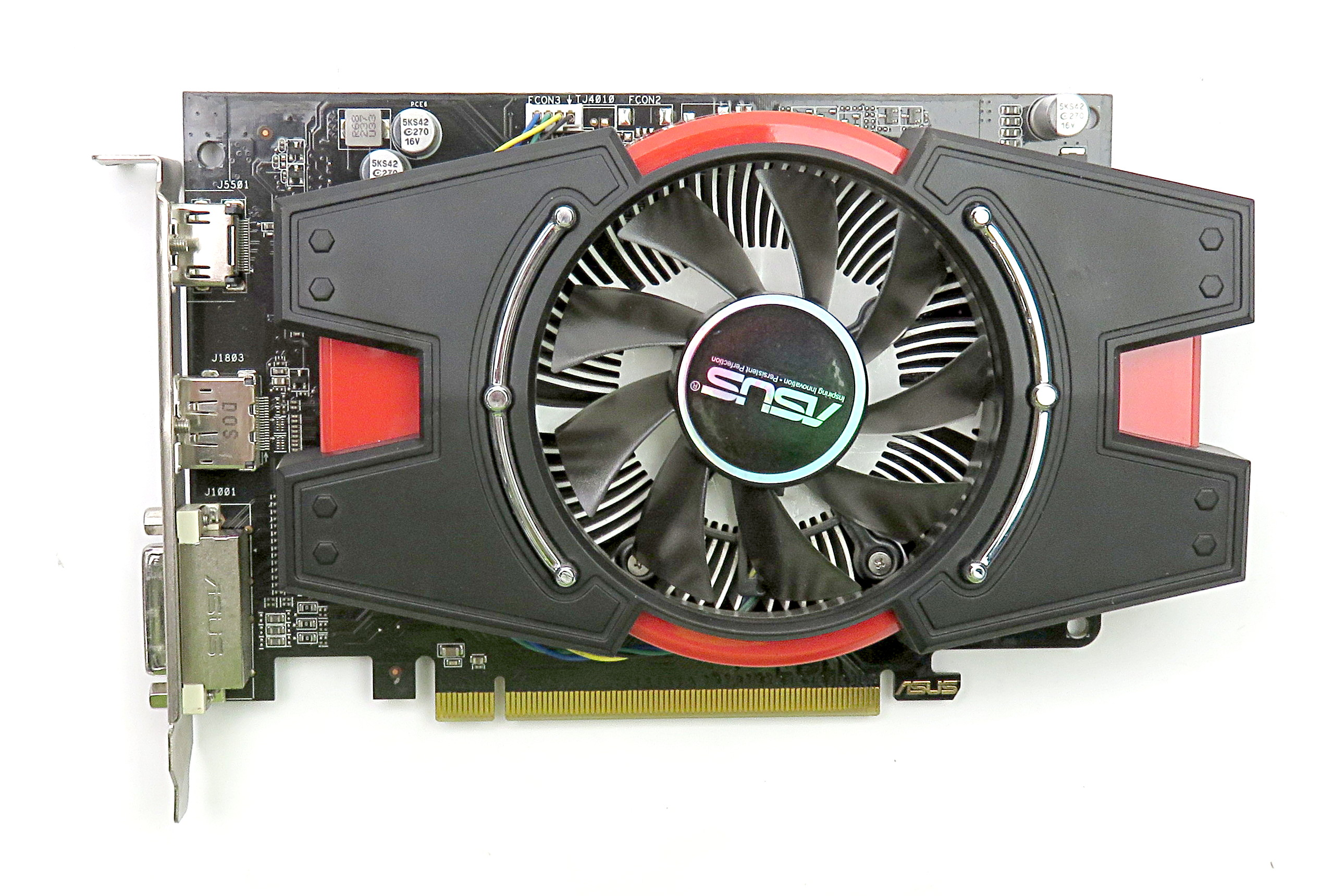 Asus AMD Radeon HD 6670 1GB GDDR5 Graphics Card EAH6670/DIS/1GD5 HDMI/DP/DVI-I