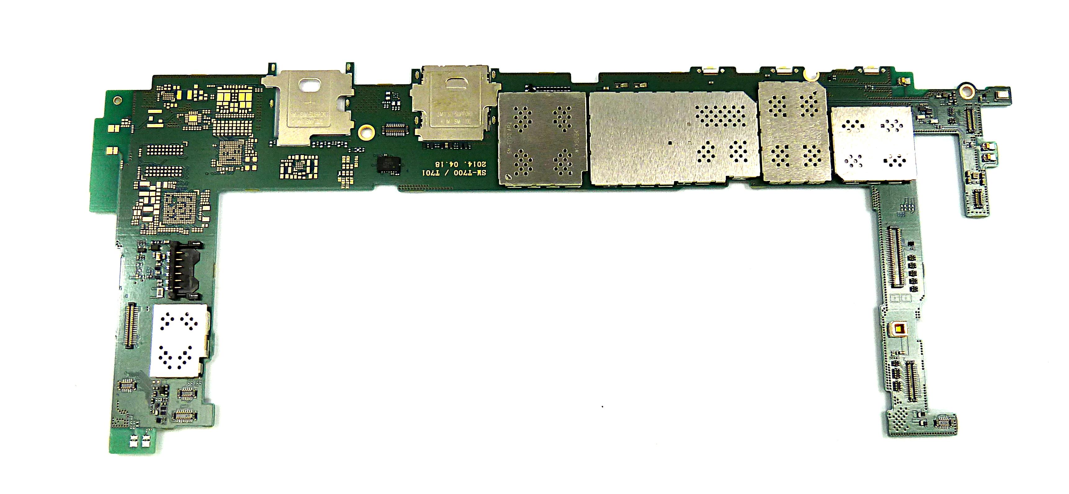 "Samsung Motherboard Main Logic Board /f SM-T700 Galaxy Tab S 8.4"" WiFi 32GB"