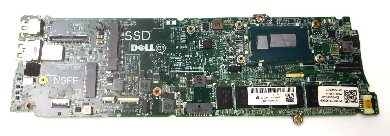 Dell 8VJYP XPS 13-9333 Laptop Motherboard w/ BGA Core i7-4510U CPU