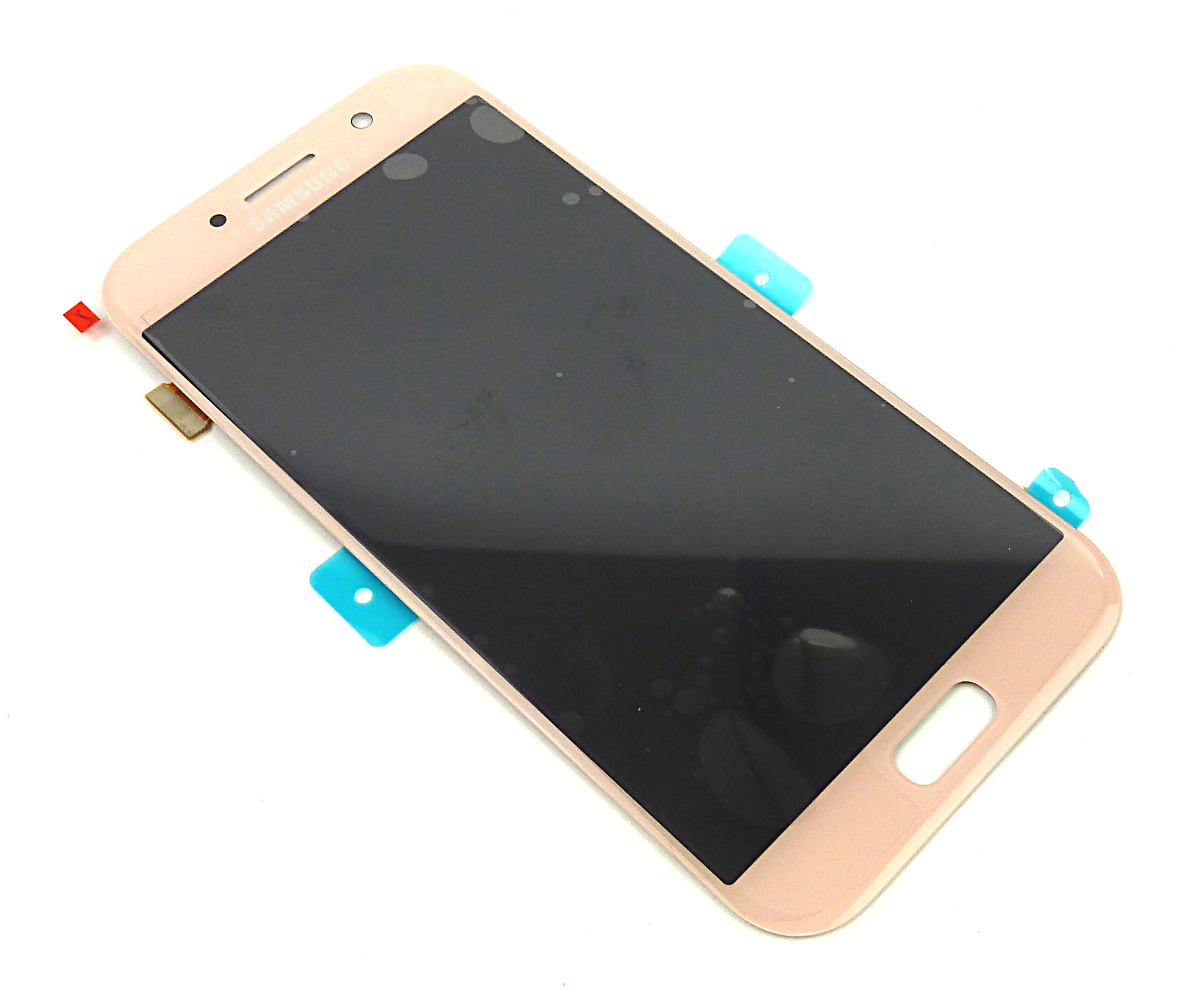 Genuine Samsung GH97-19733D LCD & Touchpanel Assembly f/SM-A520F Pink