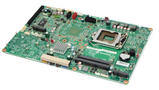 Lenovo 00KT293 ThinkCentre M93Z LGA 1150 DDR3 No Touchscreen Motherboard
