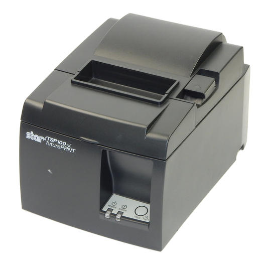Star TSP100 futurePRNT Thermal Receipt Printer TSP100-24 - Read Description