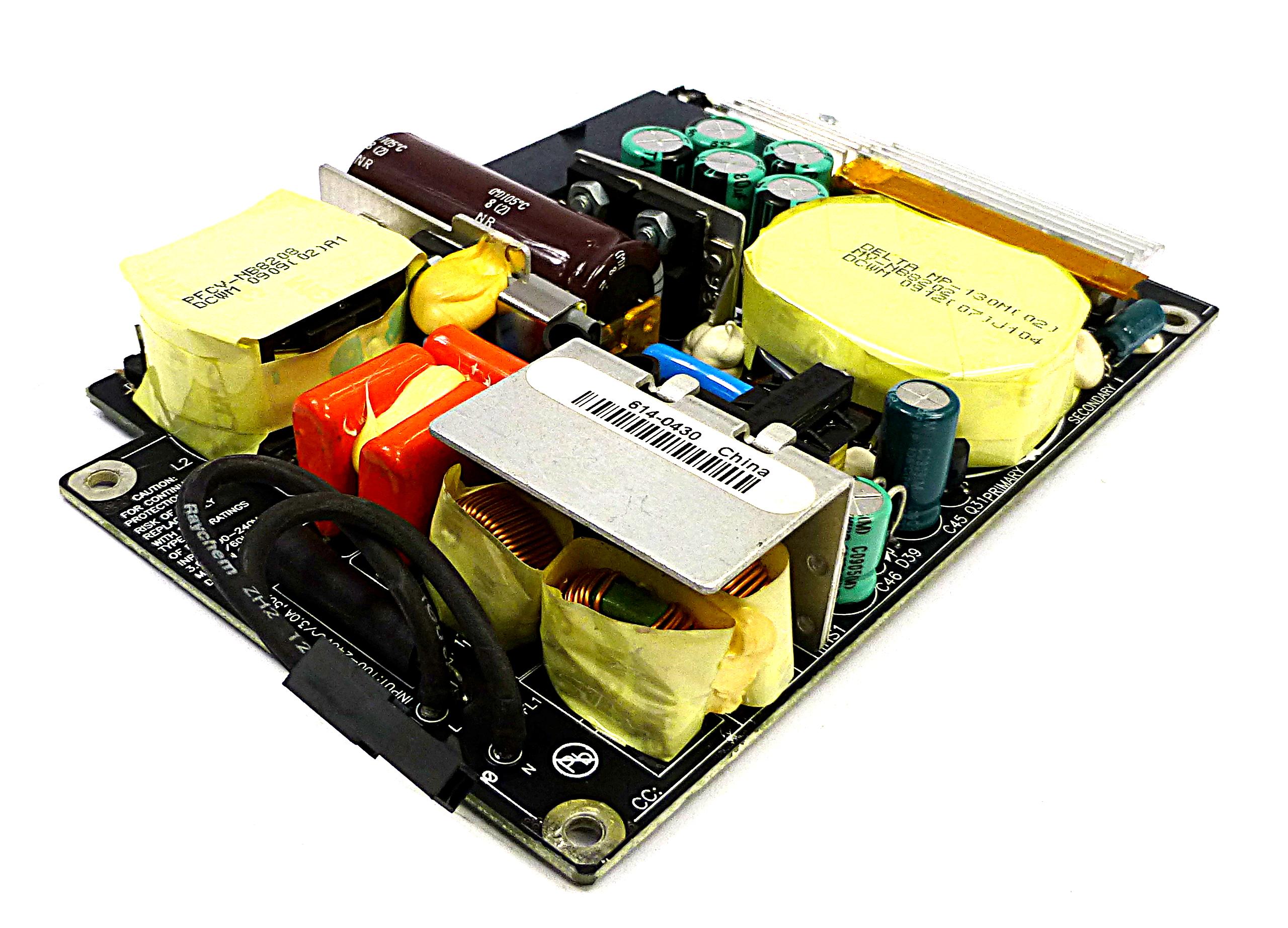 """614-0430 Apple Power Supply /f 20"""" iMac A1224 EMC:2133 - Delta ADP-170AF B 2009"""