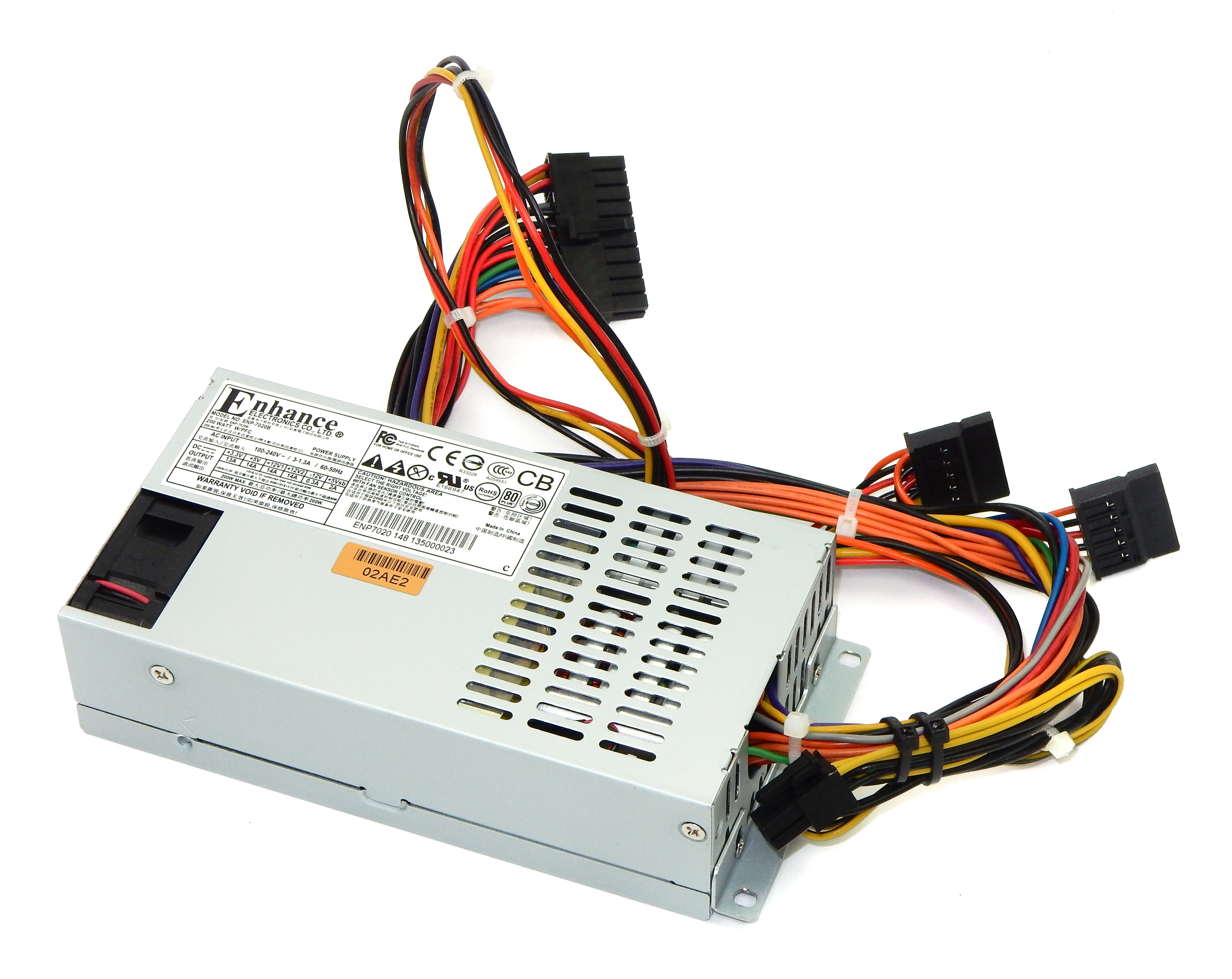 Enhance ENP-7020B 200W Power Supply PSU