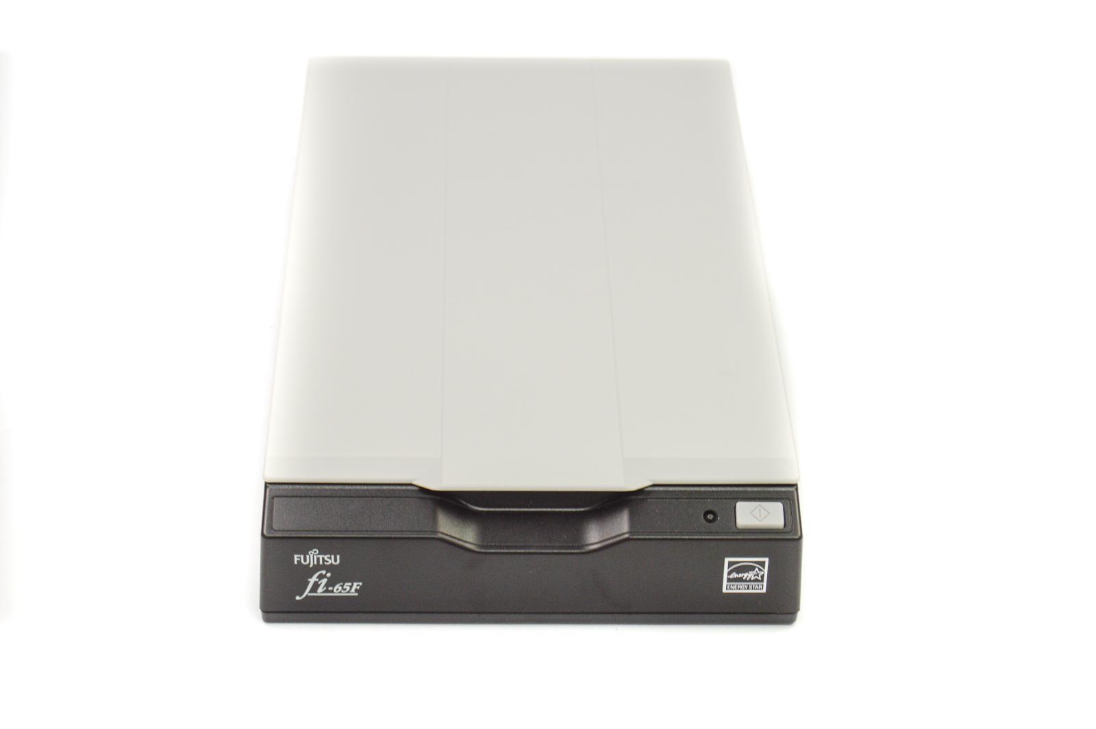 Fujitsu fi-65F A6 Image Scanner Flatbed 600 dpi