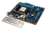 Asus F2A55-M-LK AMD Socket FM2 Motherboard & I/O Shield