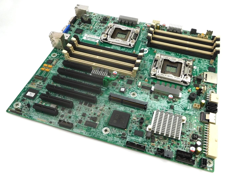 HP 641805-004 ProLiant ML350e Gen8 V2 Server system board #SP 757484-001