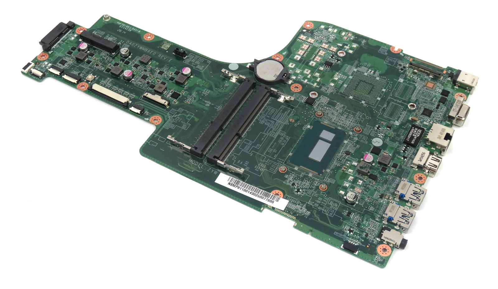 Acer Aspire E5-771 NB.MP811.001 Laptop Motherboard  w/ Pentium 3556U