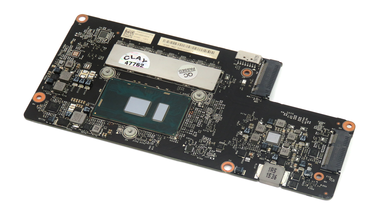 Lenovo Yoga Laptop Motherboard BYG40 W/ Intel I7-6500U CPU W5B20K48454