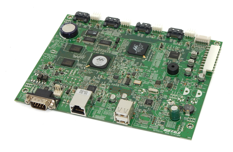 Buffalo MVTS3X-EA TeraStation TS-HTGL/R5 Motherboard