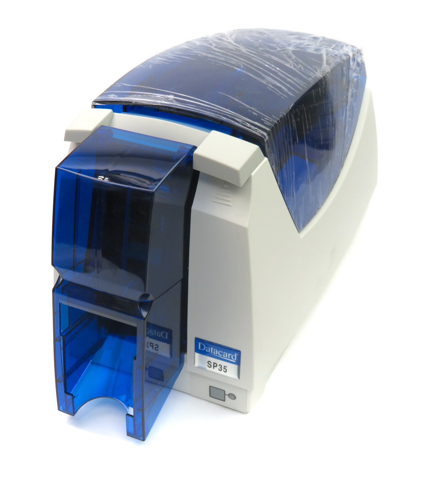 Datacard SP35 Single Sided Colour ID Card Printer Inc Carry Case & Accessories