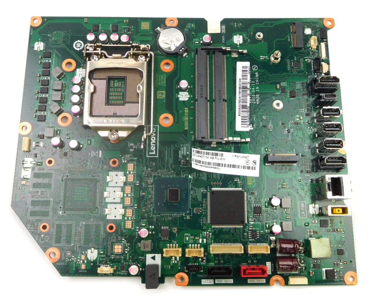 Lenovo 01LM427 ideacentre 520-27ICB All-in-one PC Motherboard SSA0Q78024