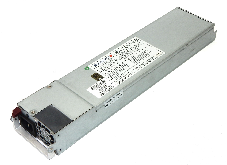 Supermicro  PWS-721P-1R 720W Server Power Supply