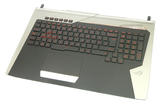 Asus 90NB0D61-R30UK0 ROG G752VM Palmrest w/ UK Backlit Keyboard & Touchpad
