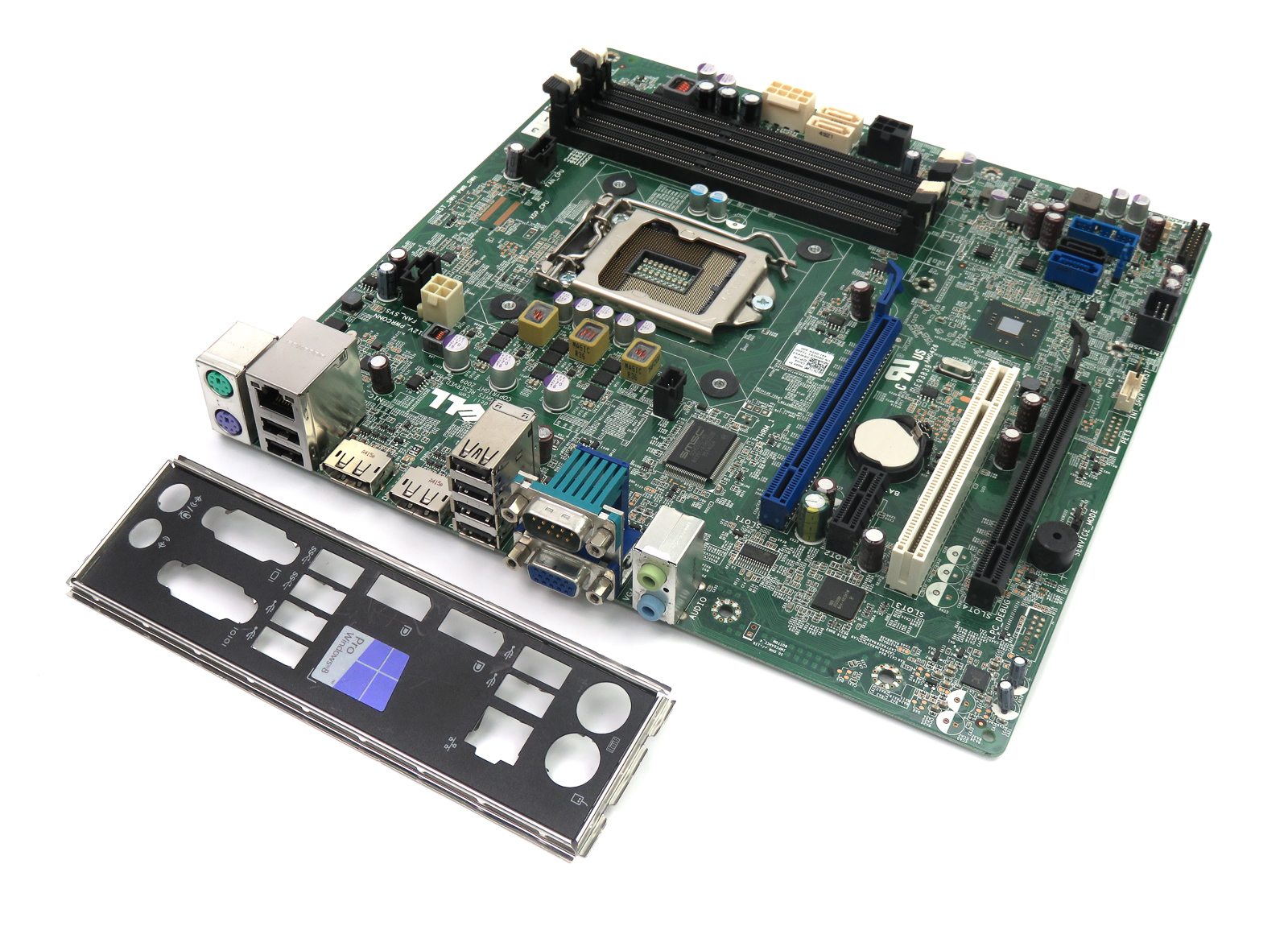 Dell 8WKV3 Optiplex 7020 LGA1150 DDR3 Motherboard With BP