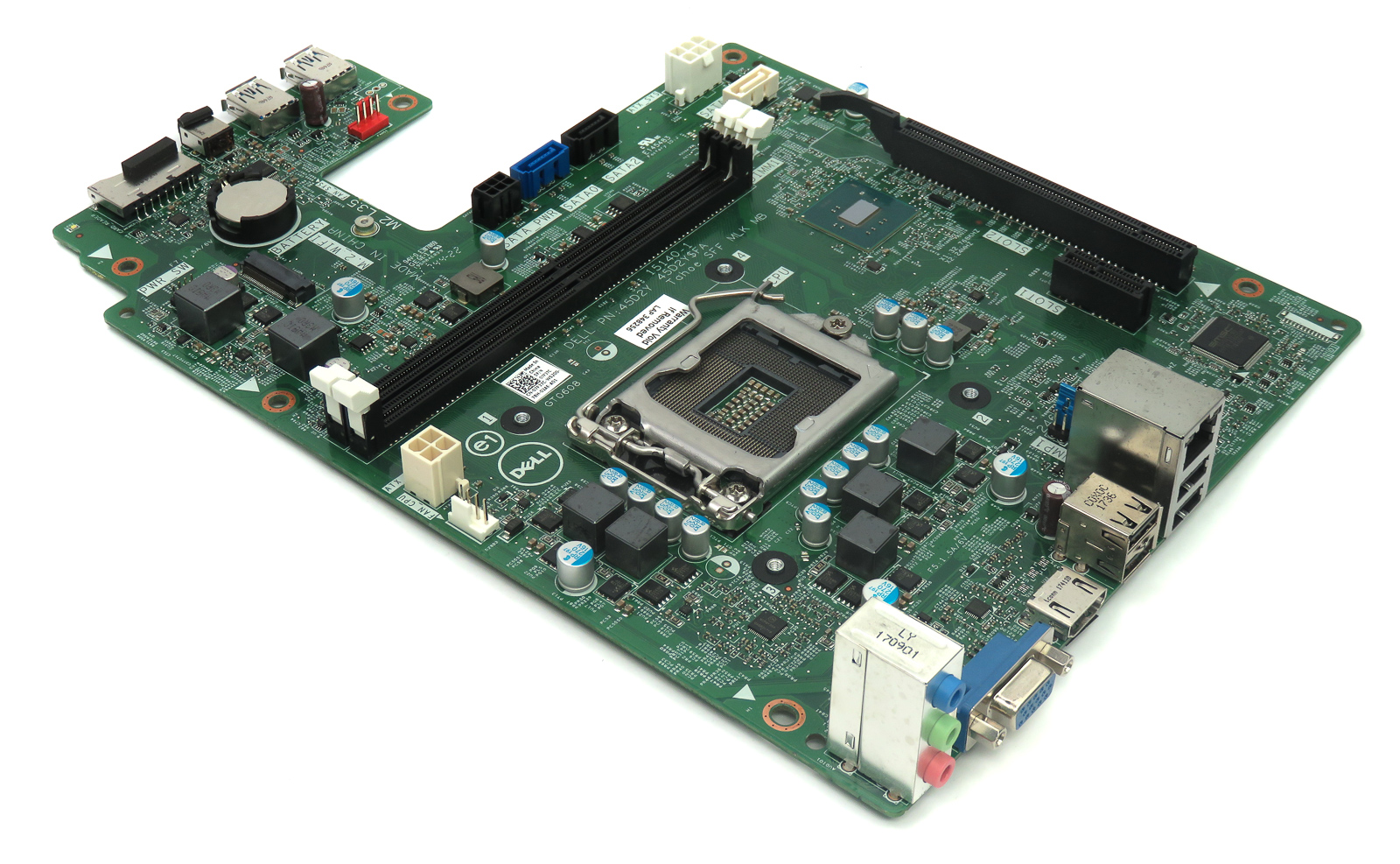 Dell Inspiron 3268 Socket 1151 Tahoe SFF MLK Motherboard 7F37C 45D2Y