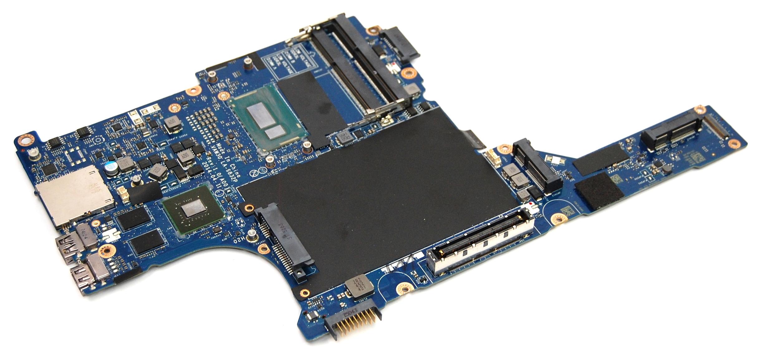 Dell V1NFD Latitude E5440 with Intel i5-4310U Laptop Motherboard