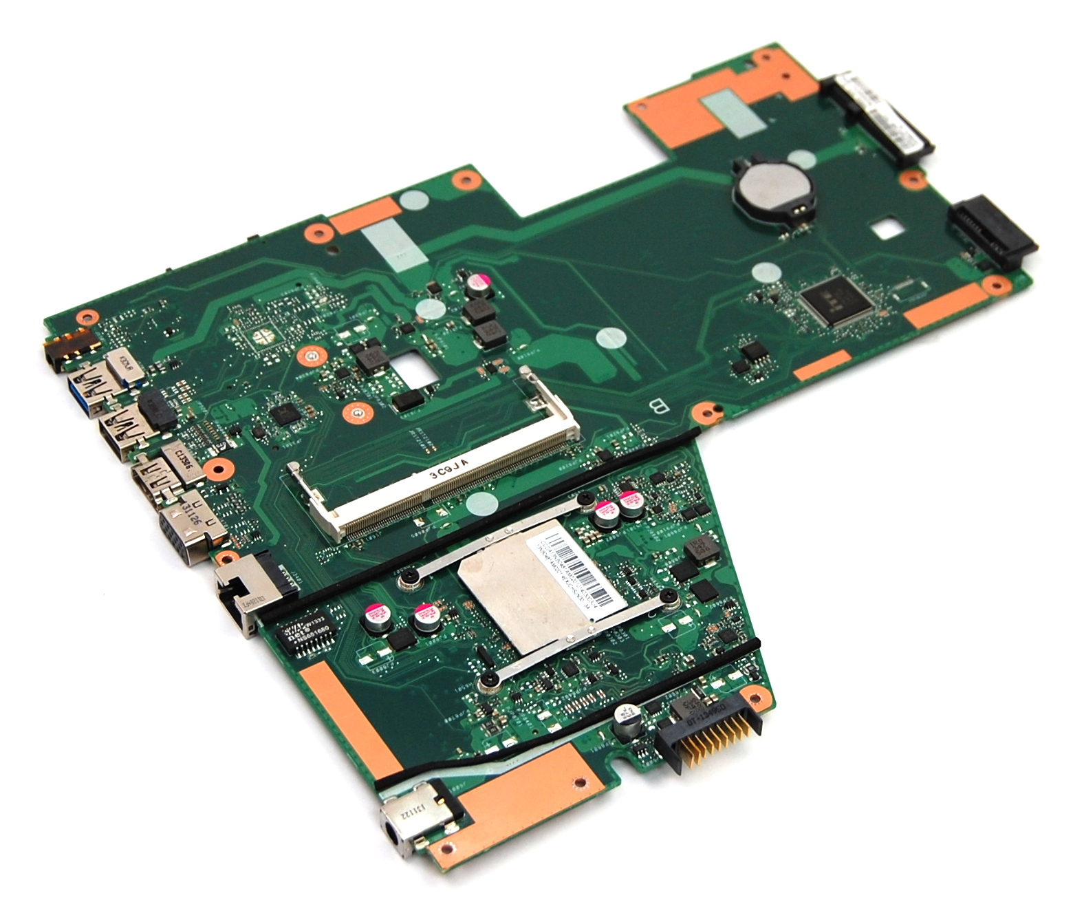 Asus 60NB0480-MB1501-204 X551MA Laptop Motherboard with Intel Celeron N2815 CPU