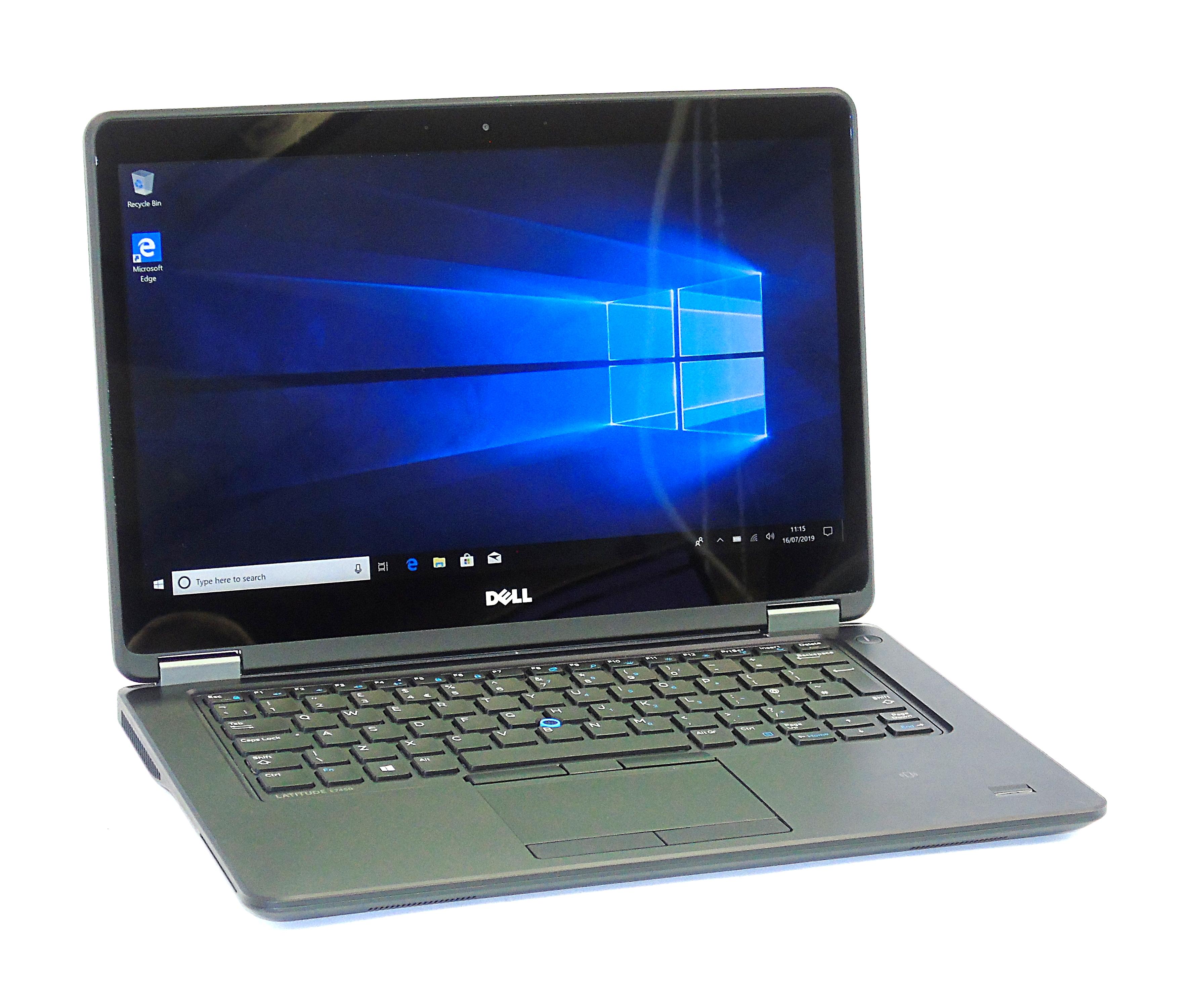 Dell Latitude E7450 Core i7-5600U 16GB RAM 256GB SSD 14