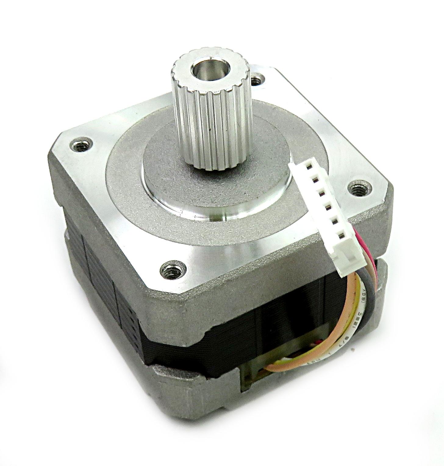 Shinano Kenshi STP-42D1057 1.8 degree/step 3.9 Ohm Stepper Motor w/ 11mm Gear