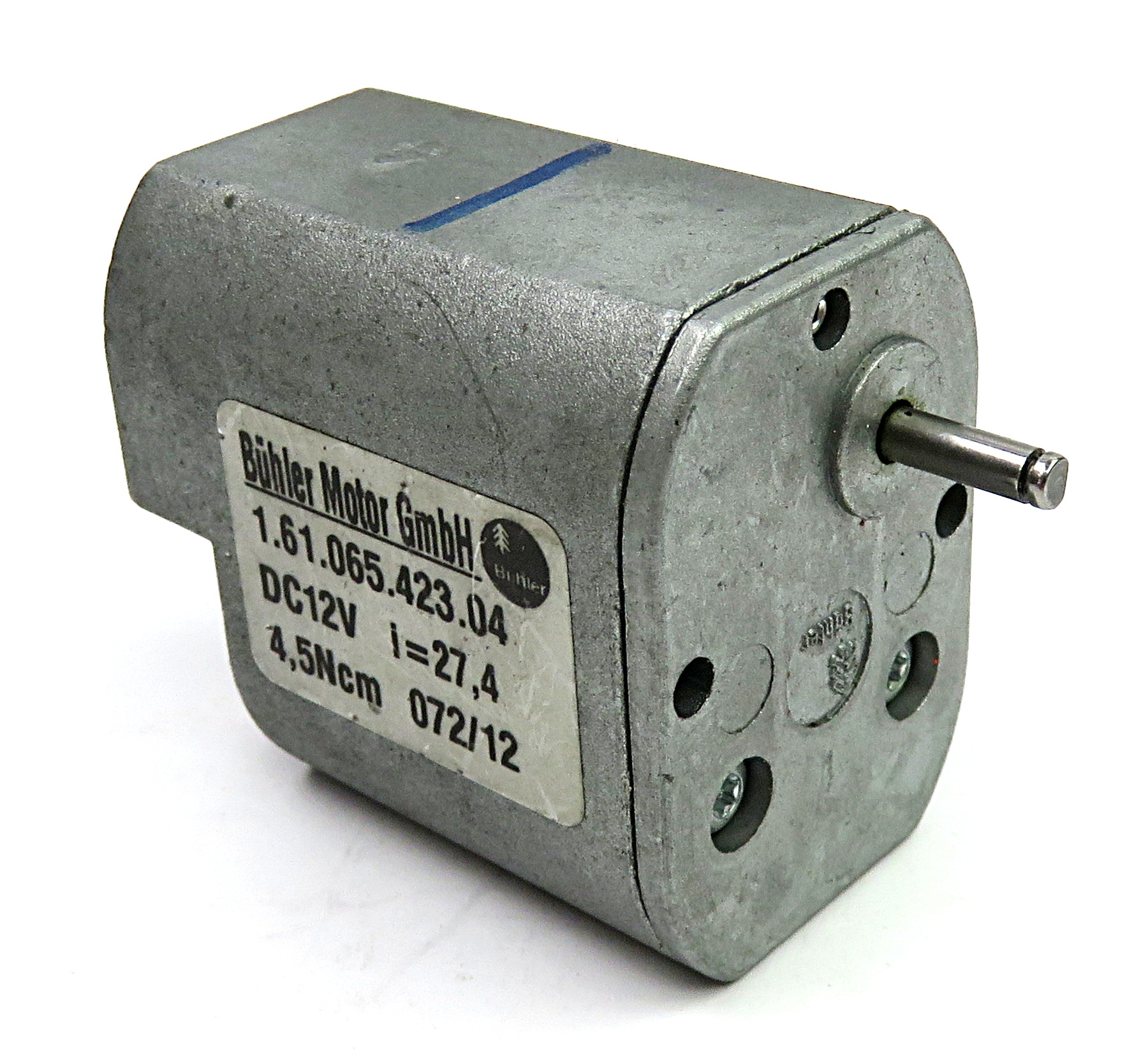 UK seller 12V DC 1200RPM Powerful High Torque Gear Box Motor