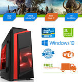 Cheap Gaming PC Intel Core i7 3.4GHz Windows 10 GTX1650 16GB RAM 128GB SSD 1TB