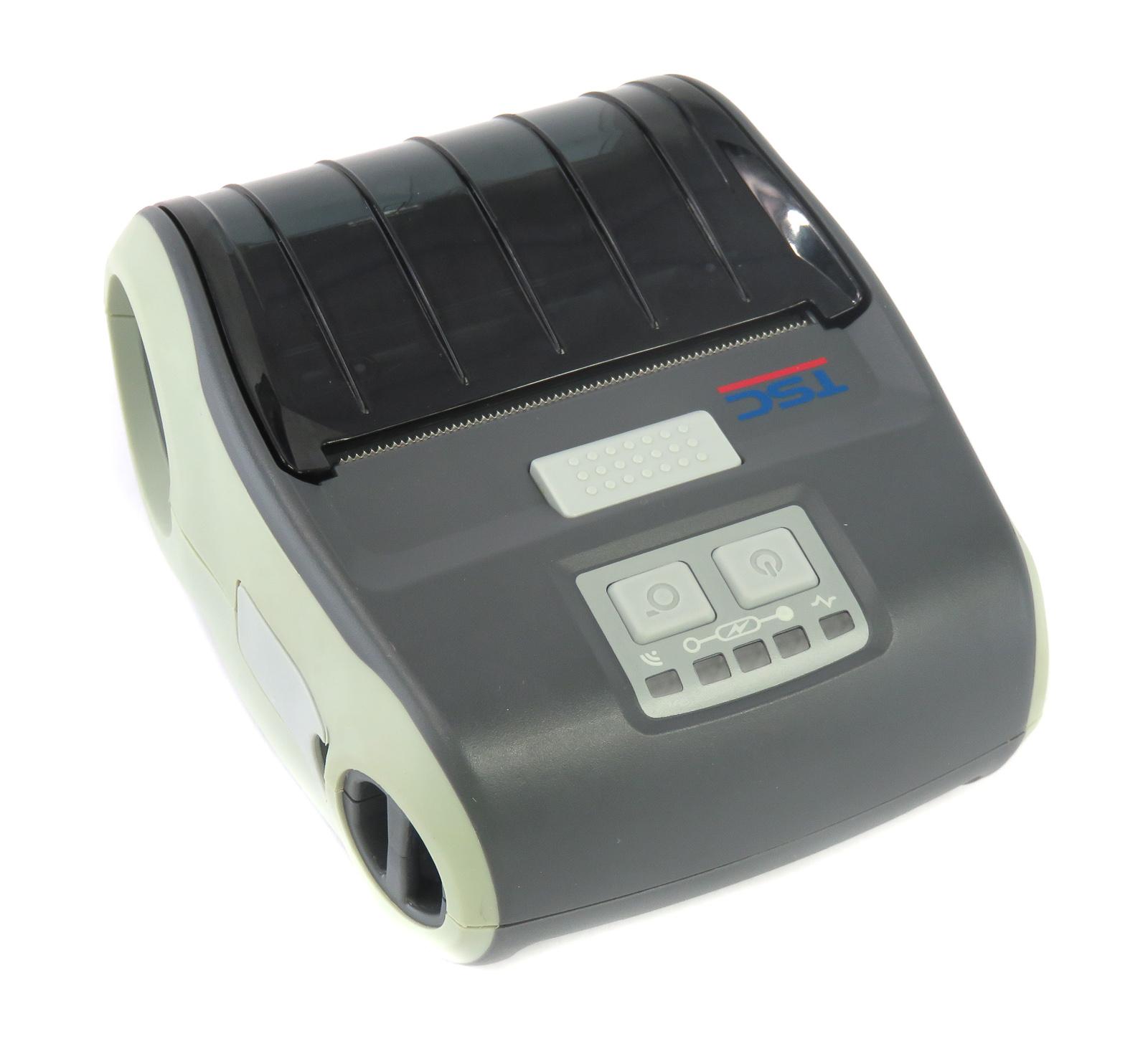TSC Alpha-3RB Bluetooth Mobile Thermal Receipt Label Printer *Read Description*