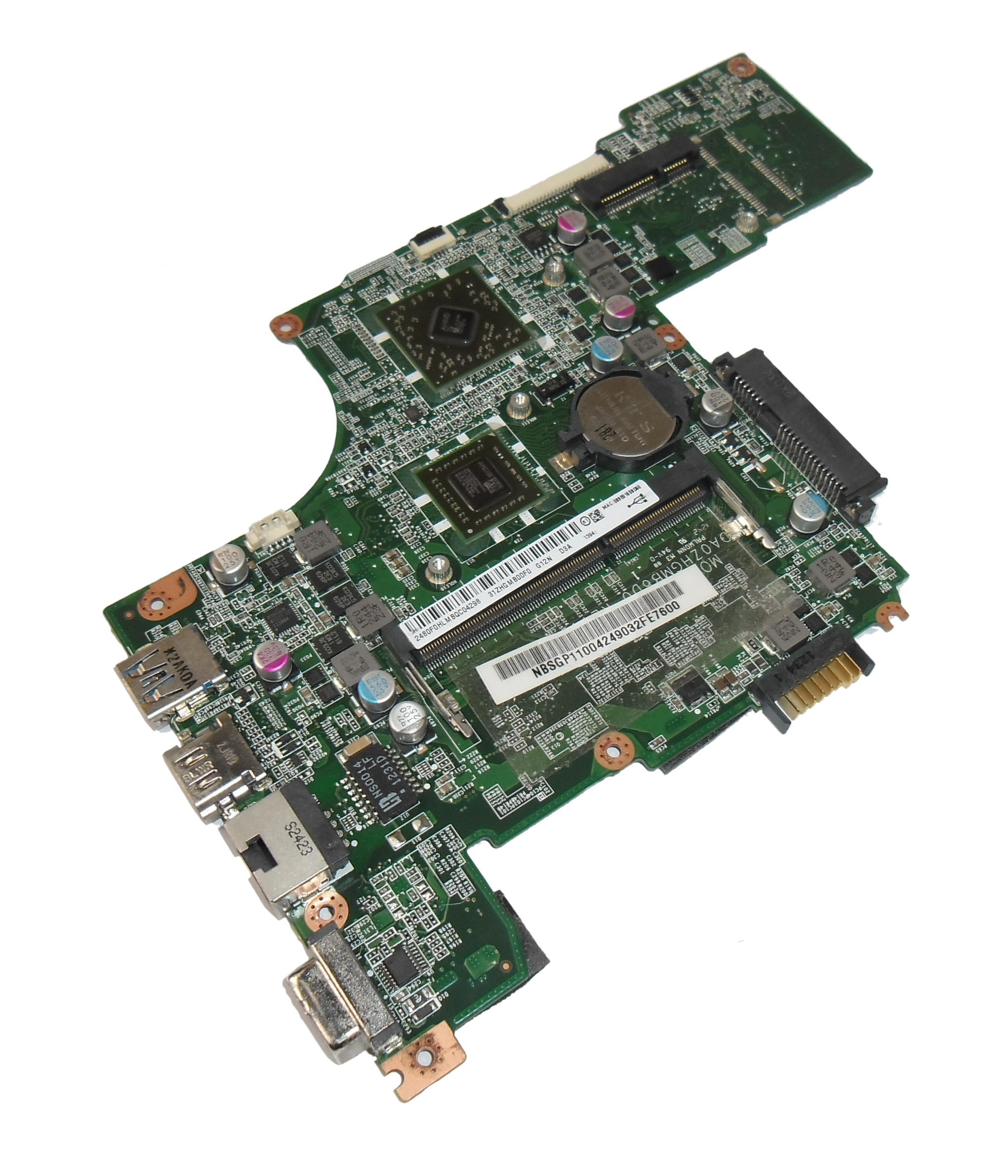 Acer NB.SGP11.004 Aspire One 725-C7Xkk Notebook Motherboard - 31ZHGMB00F0