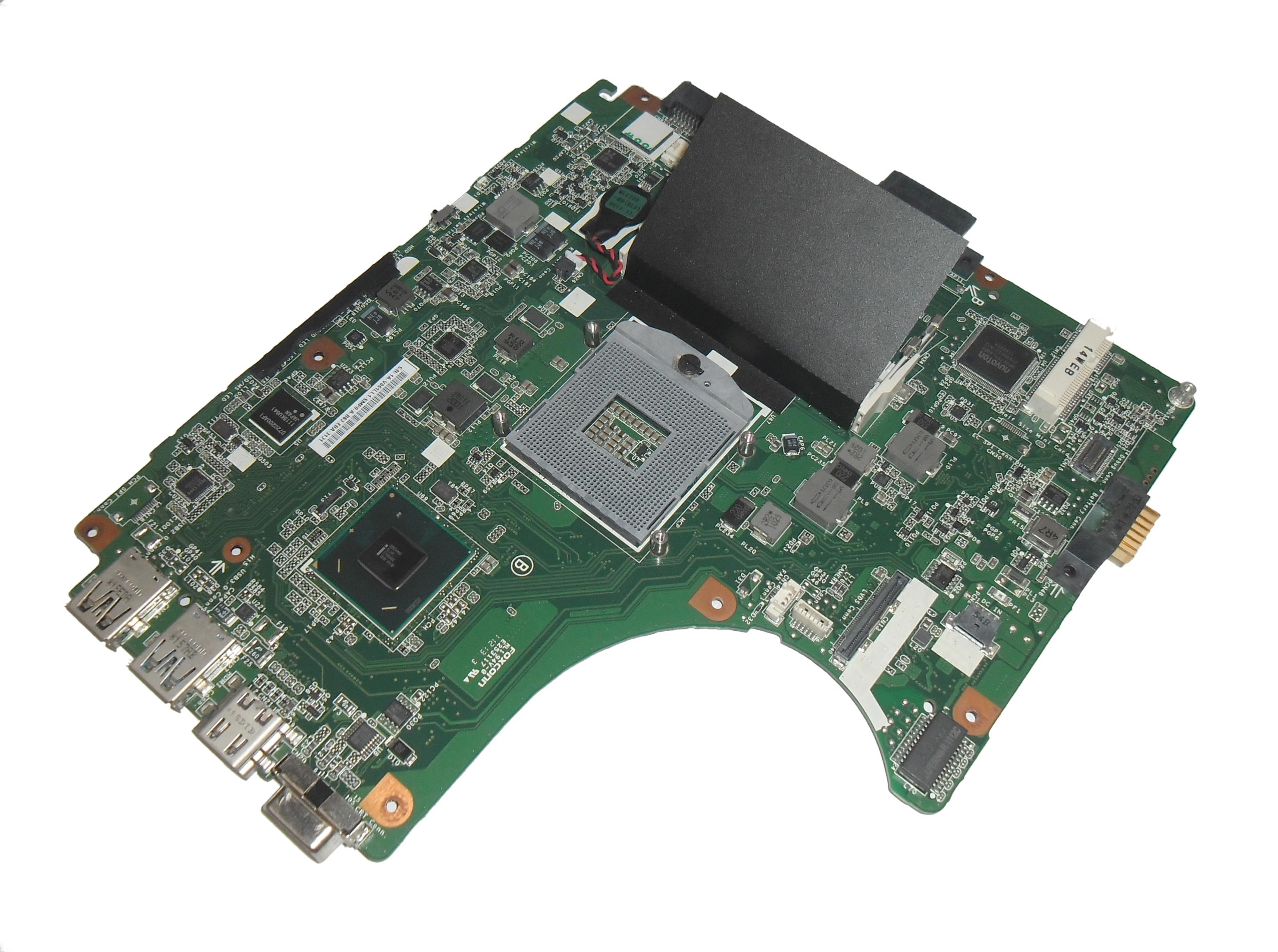 A1830929 Sony Vaio VPCCA Socket rPGA-988B Notebook Motherboard - MBX-241